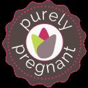 Purely Pregnant Logo