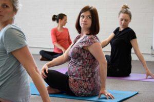Pregnancy Twist